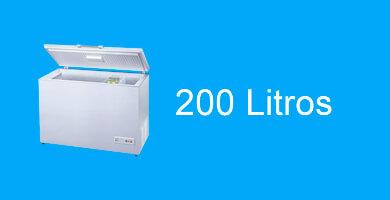 Arcón Congelador Horizontal 200 litros