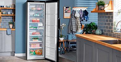 Tipo - Arcón Congelador Vertical