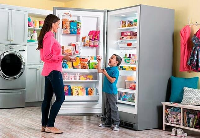 Comprar un congelador vertical merece la pena