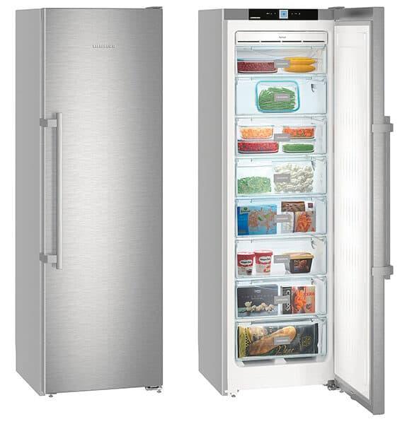 Liebherr Congelador Vertical Premium de 253 litros de capacidad