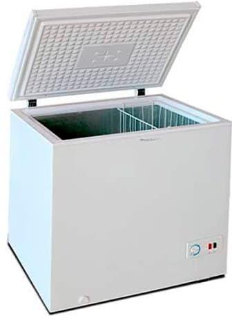 Congelador Miletric Horizontal de 150 Litros