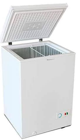 Congelador Arcón pequeño horizontal Milectric