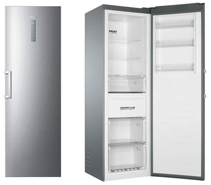 Haier congelador no frost convertible a frigorífico