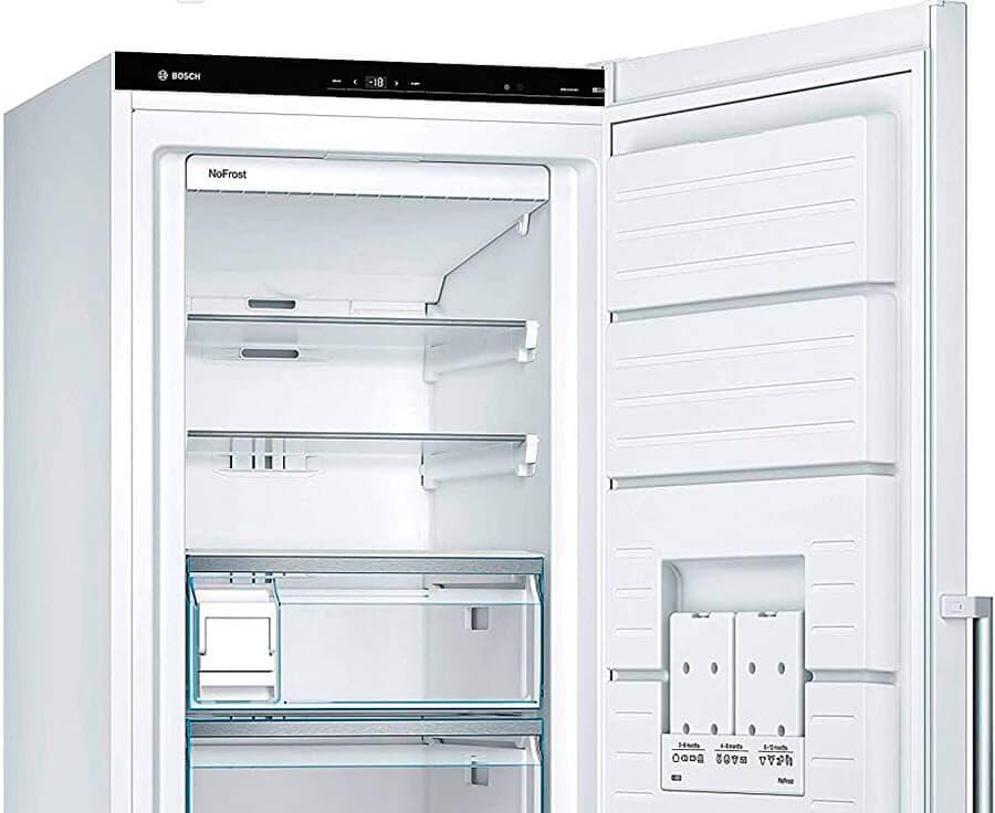 Foto ampliada congelador vertical Bosch de 400 litros
