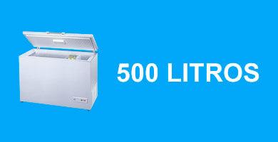 Congeladores 500 litros