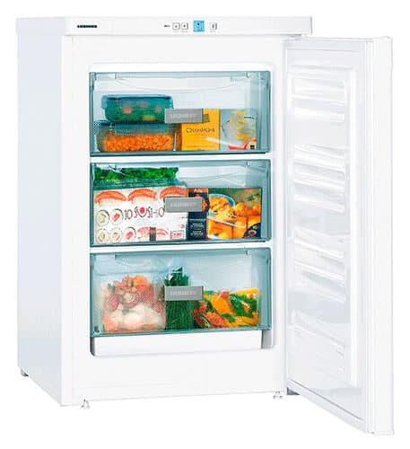 Congelador Vertical Liebherr de excelente calidad