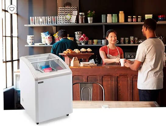 ¿Tengo que comprar o no un arcón congelador con puertas correderas o de cristal?