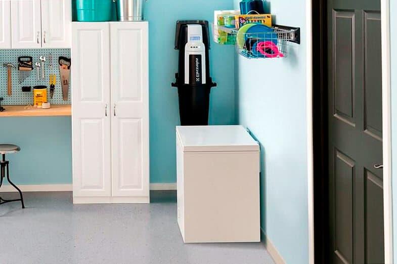 ¿Por qué debería comprar un arcón congelador Zanussi?