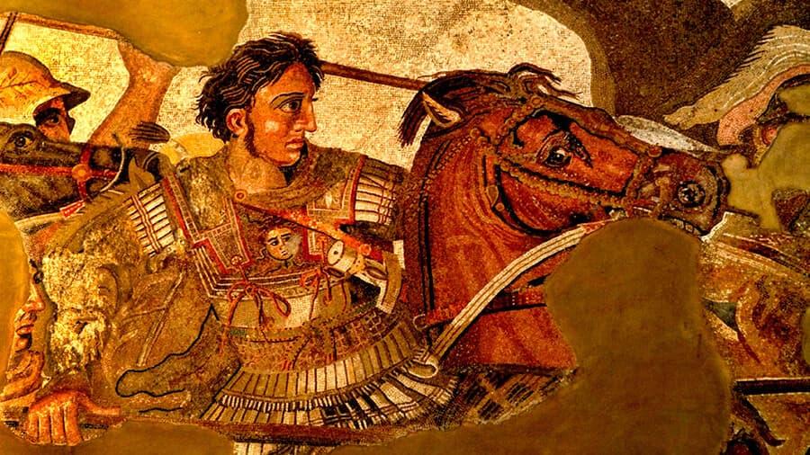 Alejandro Magno Conservación de los alimentos observación
