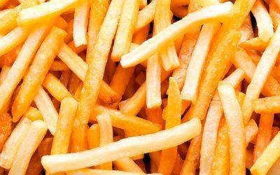 Cómo congelar y conservar las patatas fritas