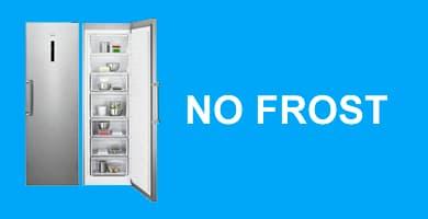 Salida hacia congeladores No Frost