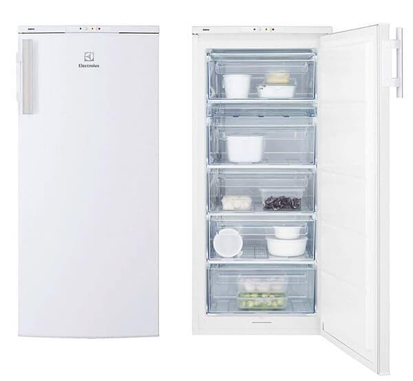 Congelador Electrolux de 168 litros