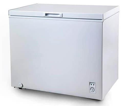 Arcón congelador barato CHiQ
