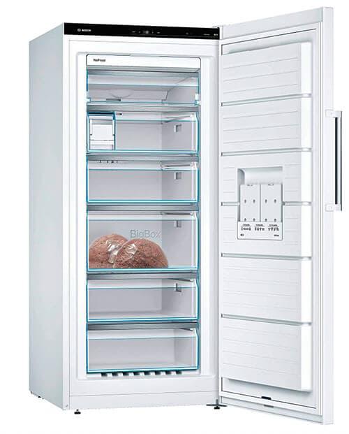 Congelador Vertical A+++ Bosch