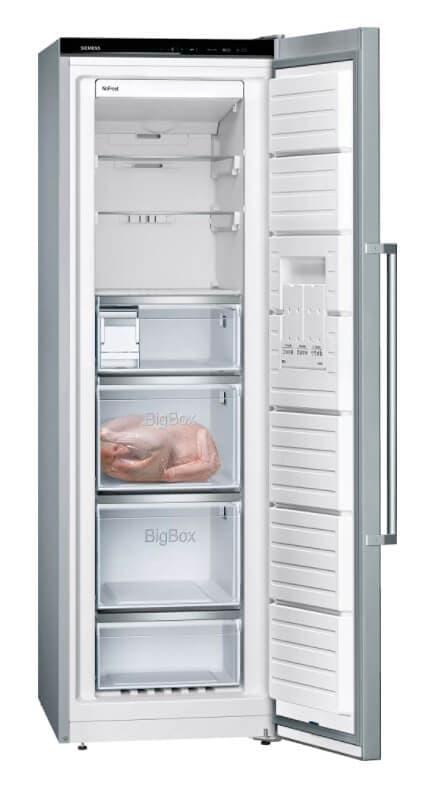 Congelador Siemens Vertical A+++