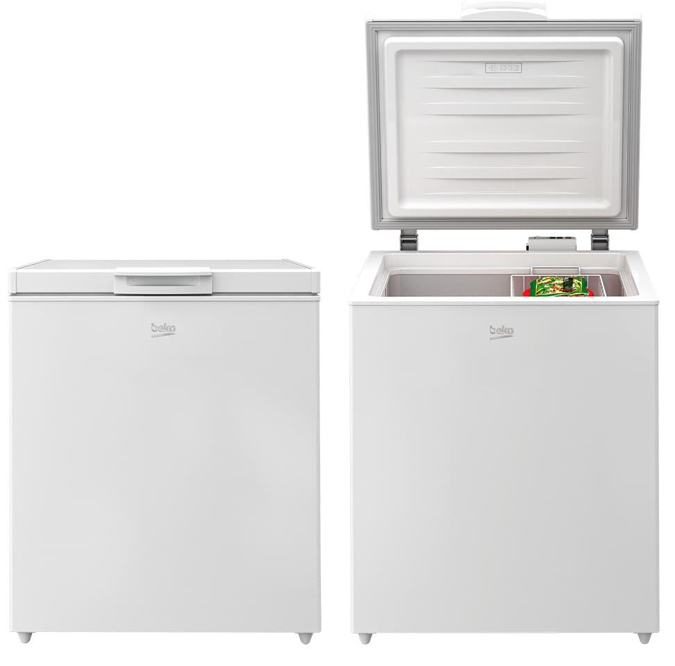 Arcón congelador Beko hs221530n