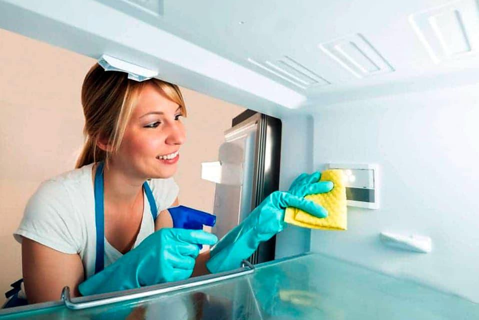 Cómo limpiar de forma correcta tu congelador horizontal o vertical