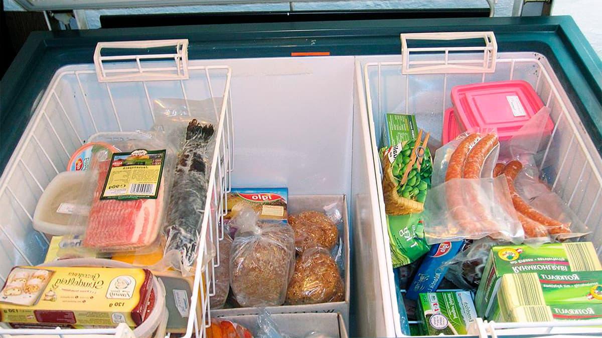 Cómo organizar tu congelador