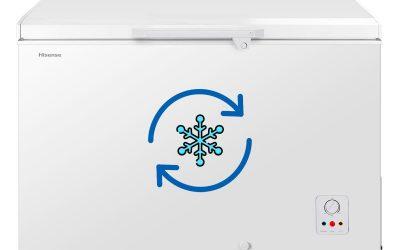Convertir congelador en frigorífico, ¿es posible?