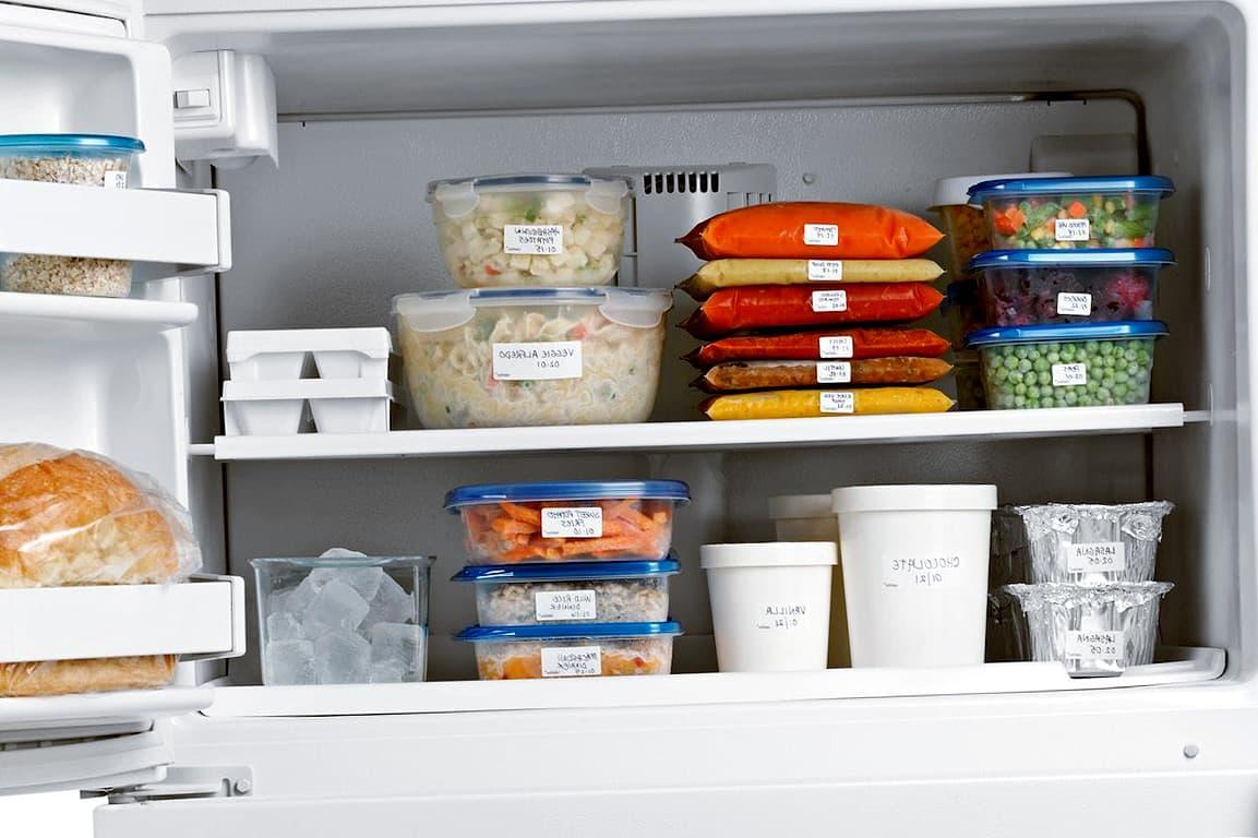 Mejor temperatura a la que debe estar un congelador en tu casa