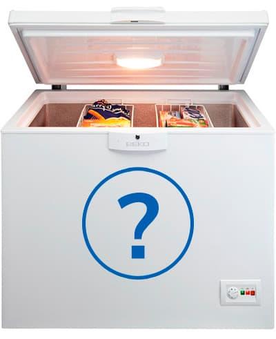 Saber si la temperatura del congelador es la más adecuada